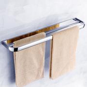 法恩莎卫浴欧式全铜毛巾架浴巾架套装卫生间置物架浴室挂件套餐