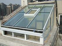 透明阳光板实心板阳光房阳台空调雨棚采光板3MM2耐力板PC透明板