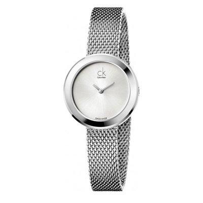 【香港直邮】爆款瑞士ck手表专柜正品女士女表情侣石英表K3N23126正品折扣