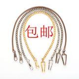 怀表链子配件 金色 银色 蛇骨 精品项链 复古挂表链 箱包链条
