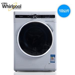 Whirlpool/惠而浦XQG100-ZD24108BW1068/24708变频洗烘滚筒洗衣机