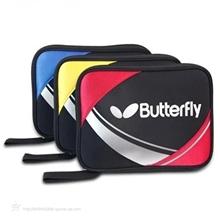 包邮 蝴蝶兵乓球拍套兵乓球拍收纳包蝴蝶球拍套便携式旅行包运动包
