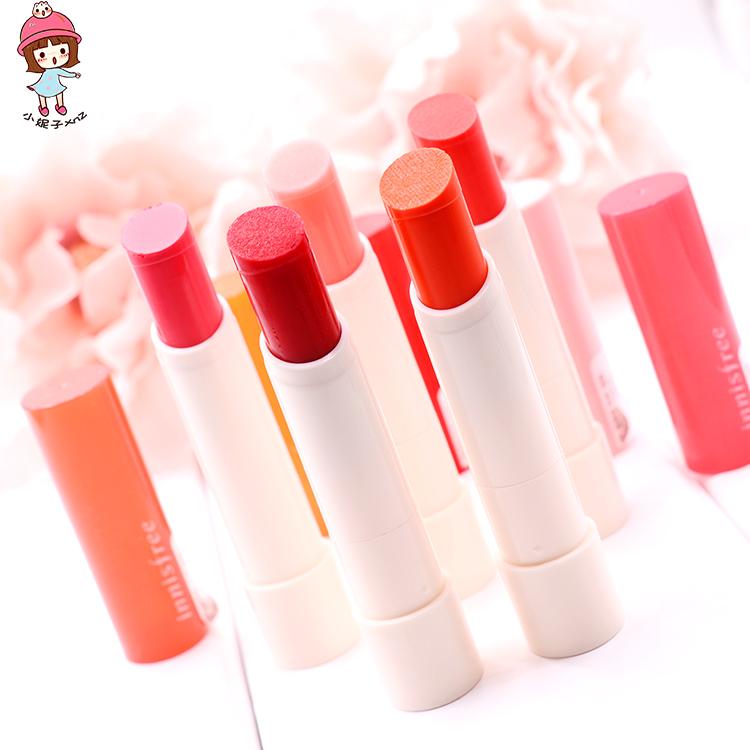 染色唇膏韩国