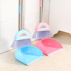 家用扫地扫把单个软毛扫帚簸箕组合套装卫生间地刮刮水器神器笤帚