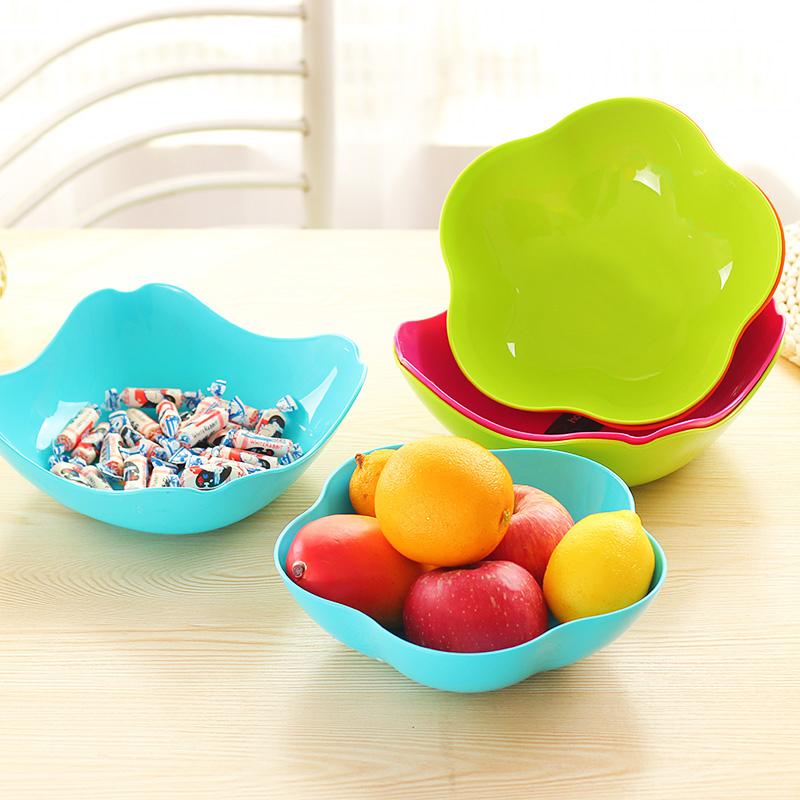 创意塑料水果盘5元优惠券