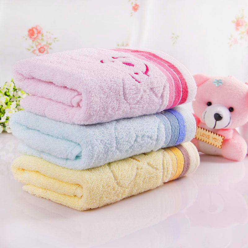 小熊毛巾纯棉洗脸