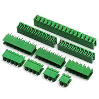 Plug-in terminal block KF2edg5.08 connector 5.08MM Phoenix terminal pcb connector 2P plug 3