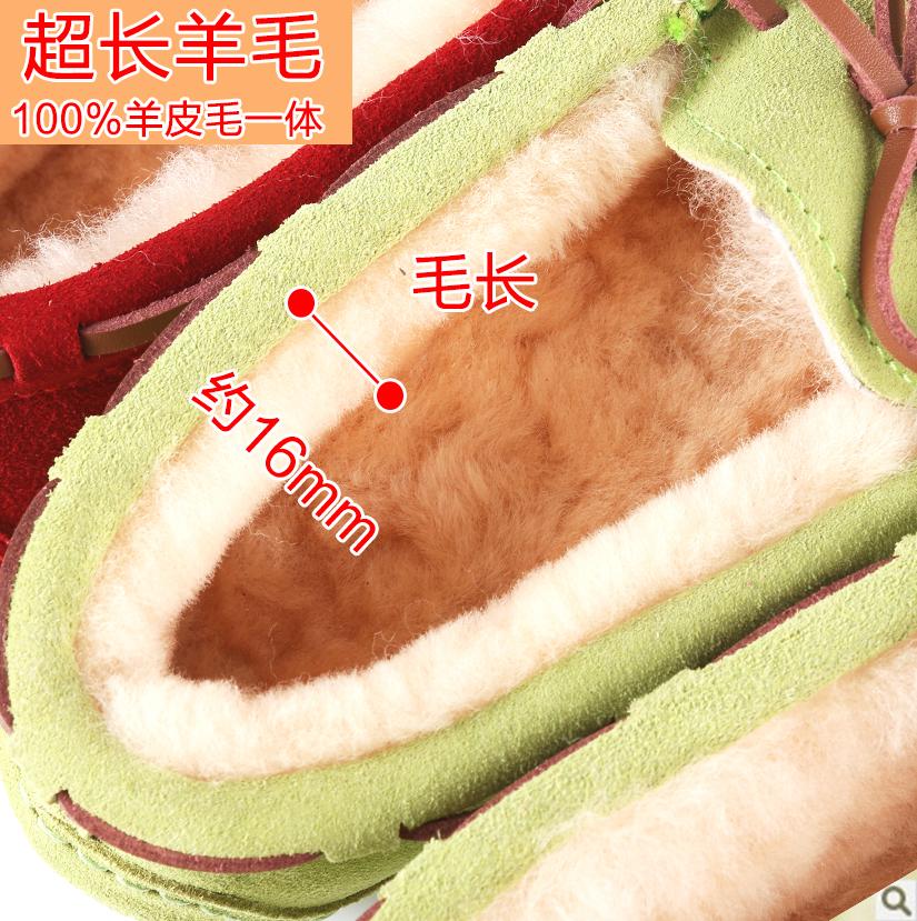 棉鞋女冬季保暖加绒浅口