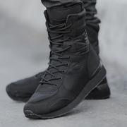 盾郎超轻巅峰勇士靴 07a作战靴透气耐磨特种兵战术靴军迷跑步军靴