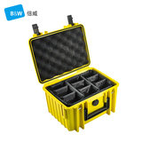 Type2000, type of waterproof and moisture-proof storage box for DSLR camera lens