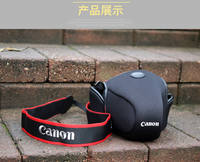 Sleeve bag SLR camera bag for Canon 6D/70D/750D/700D/80D/600D soft bag triangle package