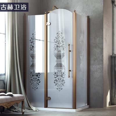 欧式淋浴房房