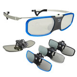 3D glasses clips myopia meters h2 nuts G7 BenQ Austria code active shutter type DLP projector dedicated