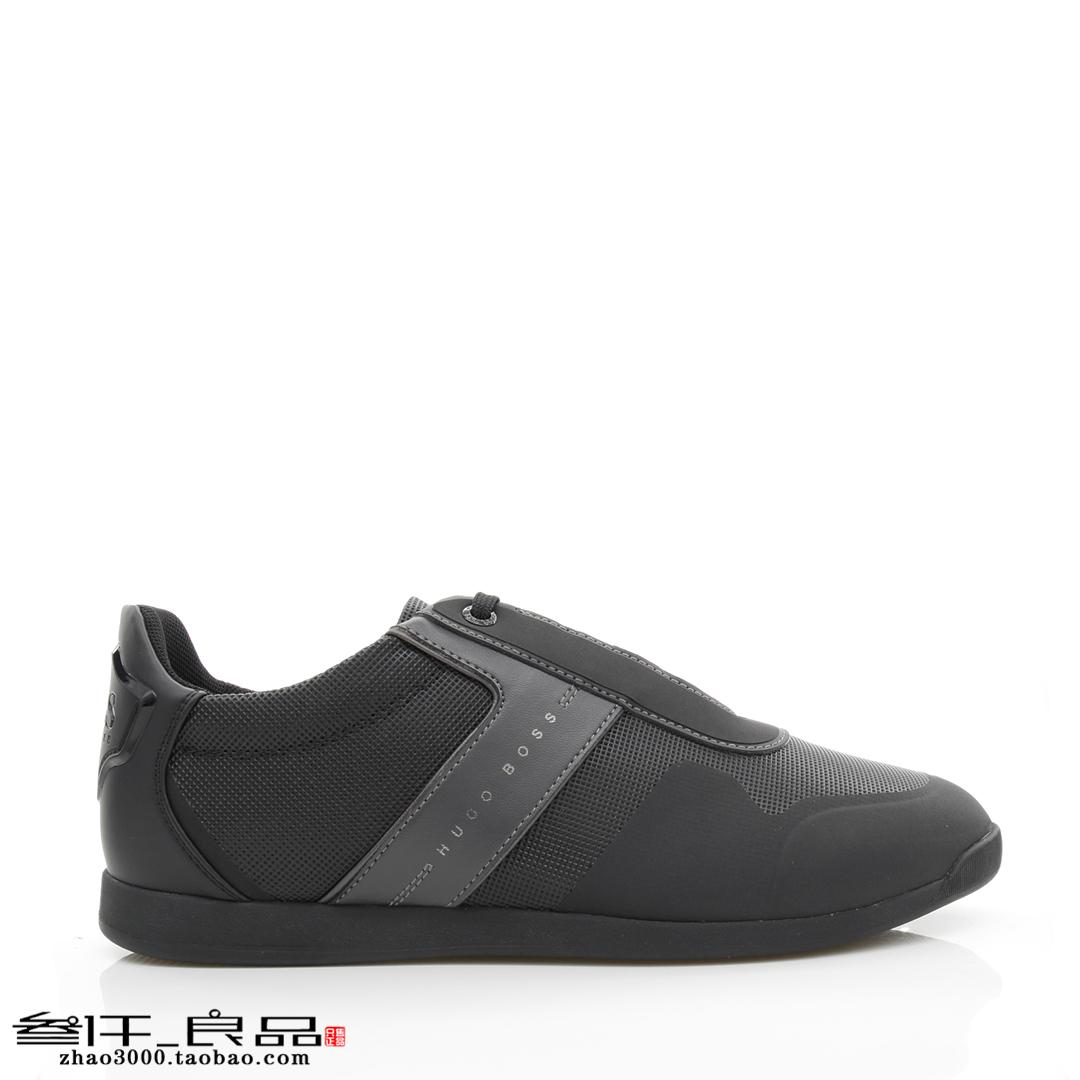 叁仟良品 Hugo Boss 绿标 男士运动休闲低帮鞋 50385568 10207031
