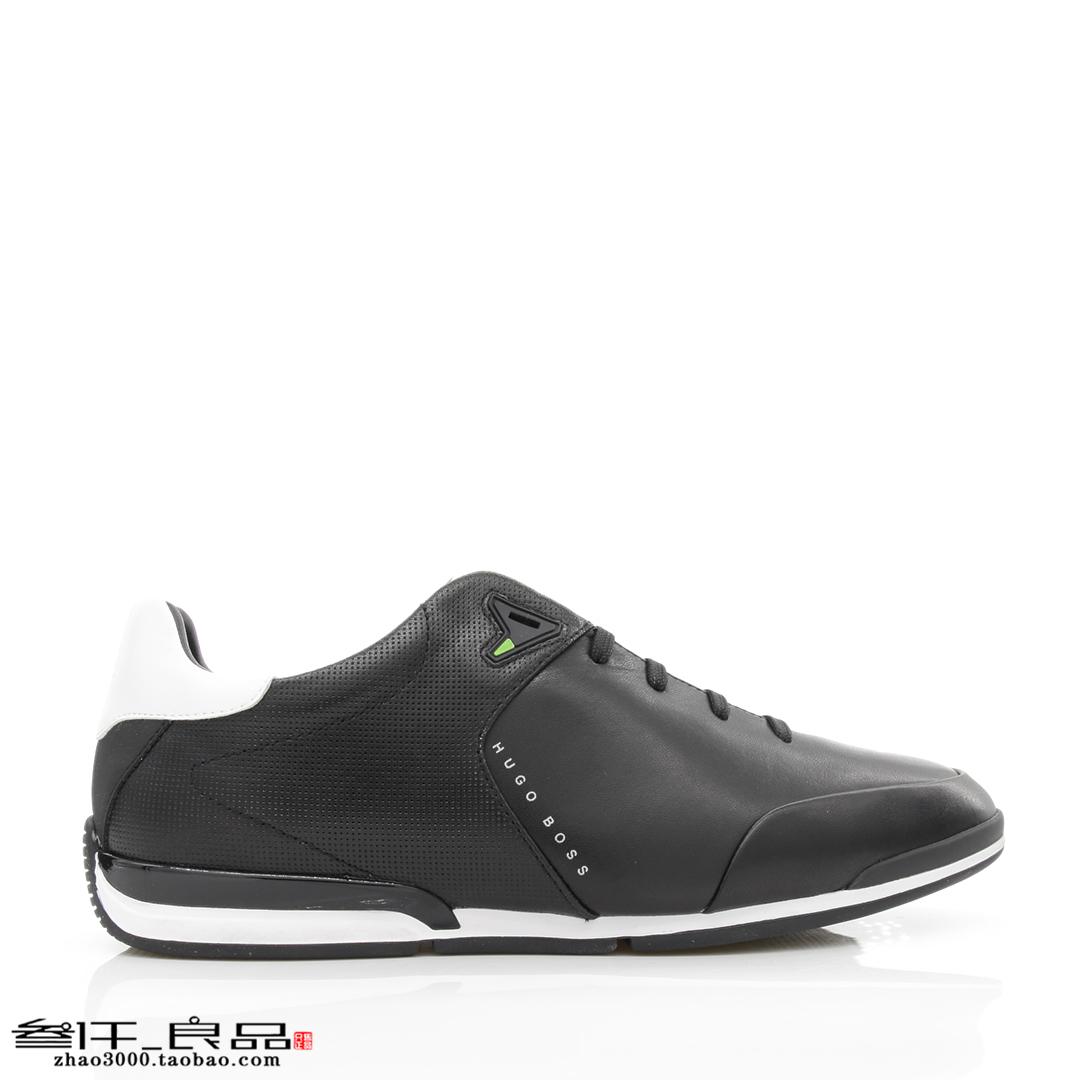叁仟良品 Hugo Boss 男士真皮低帮休闲鞋 新款 50390207 10208994
