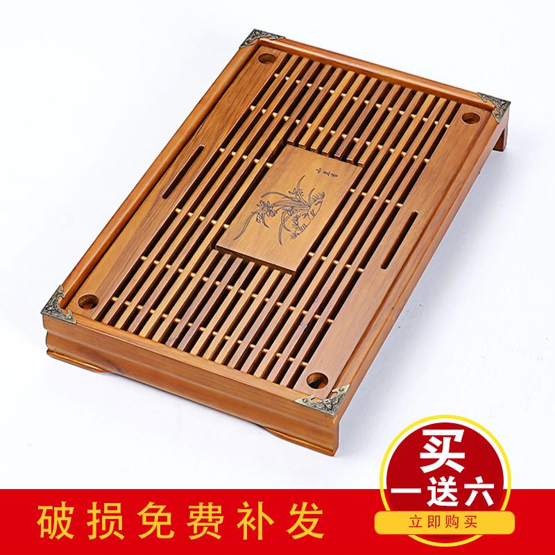 竹茶盘小号