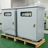 Three-phase photovoltaic isolation transformer 10KVA15KW380V400 to 400380V kW grid-connected with shunt cabinet