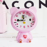 Creative and practical small gifts cartoon cute alarm clock student activities featured prizes children's watches and clocks children's gifts