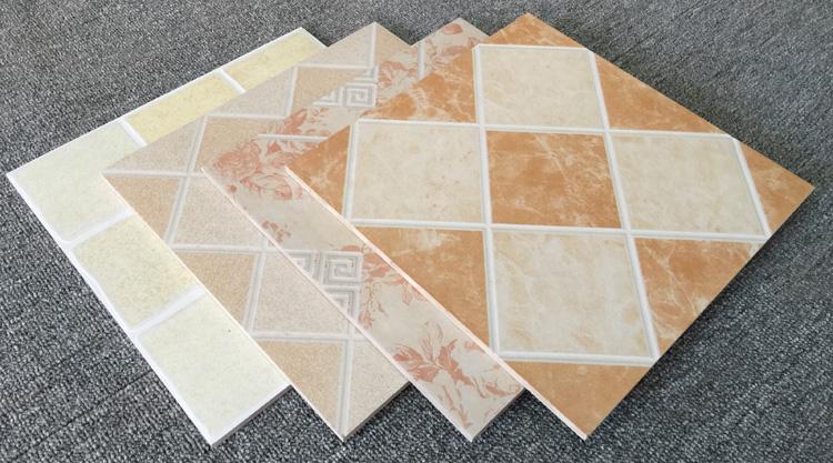 特价砖地砖瓷砖现代厨房卫生间地砖300 300mm亚光凹凸内墙砖