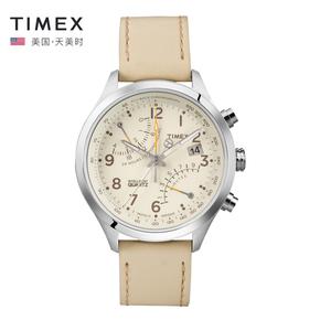美国TIMEX/天美时手表男多功能计时日历防水男表欧美腕表T2P382