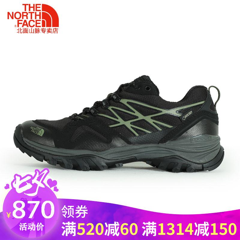 18春夏新品TheNorthFace北面男款GORE-TEX防水防滑徒步鞋 CXT3