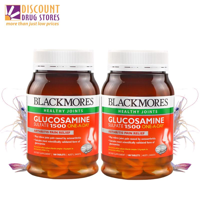 澳洲Blackmores澳佳宝维骨力关节灵氨糖软骨素骨维力氨基葡萄糖