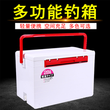 A New Type of Multifunctional Fishing Box