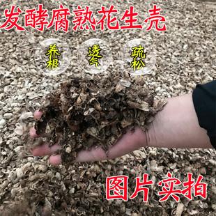 花生壳 深度发酵 兰花植料  兰花土 专用营养土基质肥料君子兰