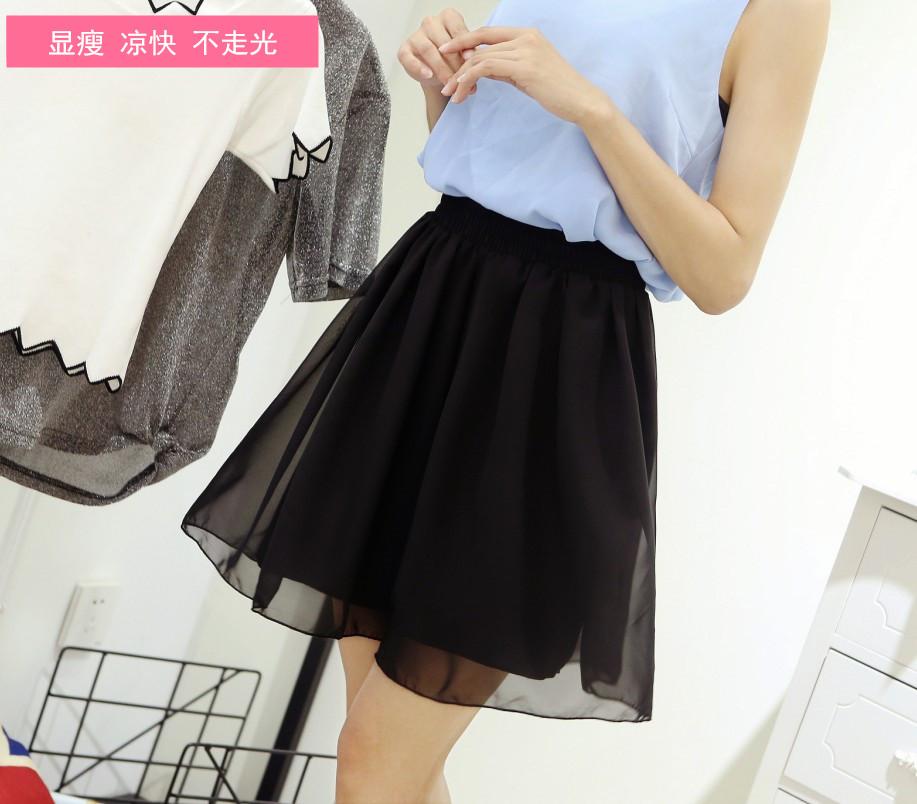 时尚短裙短裤