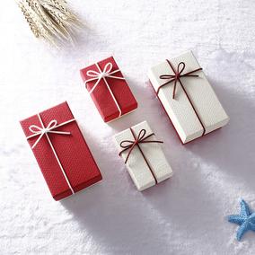 装口红的小礼盒包装盒迷你小清新唇膏香水项链手表礼物小号口红盒