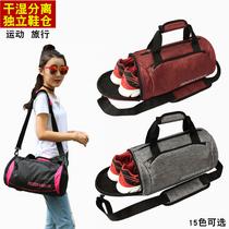 折叠两用拖轮包旅行包送父母省力购物袋家用便携手拉车买菜轮子包