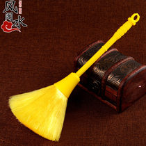 Feng Shui Pavilion Buddhist supplies Buddha dust sweep clean Buddha dust shrines duster cleaning Buddha statue Dust