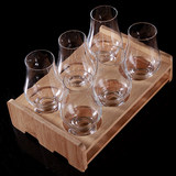 Crystal Glass Whiskey Scented Cup Wine Party Master Wine Tasting Cup Sweet Wine Cup Tulip Cup Set