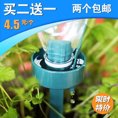 家用自动定时浇花器淋花滴水器神器滴灌系统浇灌器懒人自动浇水器