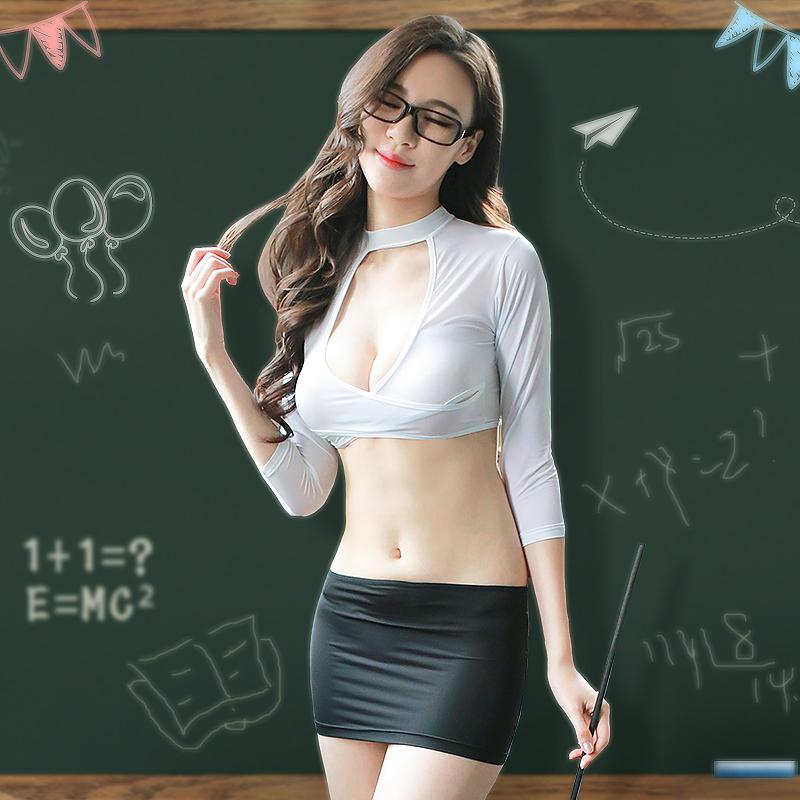 情趣内衣制服教师