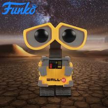 玩偶模型公仔 瓦力 皮克斯动画 伊娃 POP FUNKO 机器人总动员周边图片