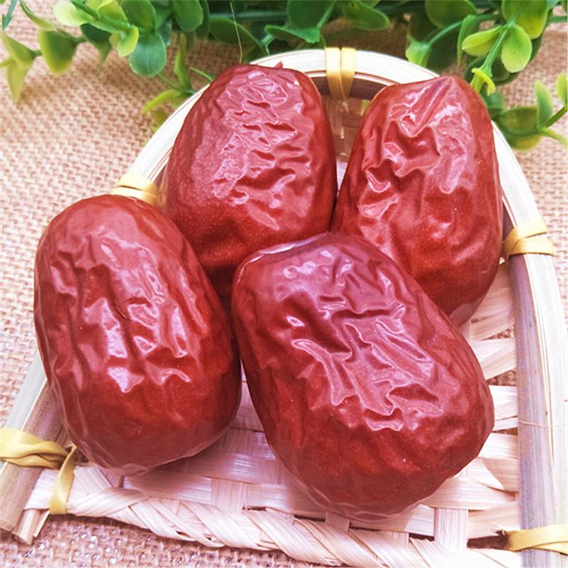 大枣和田袋装特级干果新疆特产散装包邮正宗500g免洗大早六星红枣