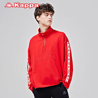 KAPPA Kappa Men's string sportswear pullover casual long sleeve 2019 new K0912WT38D