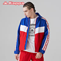 KAPPA Kappa Men's windbreaker casual jacket hooded cardigan long sleeve 2019 new K0912FJ03D