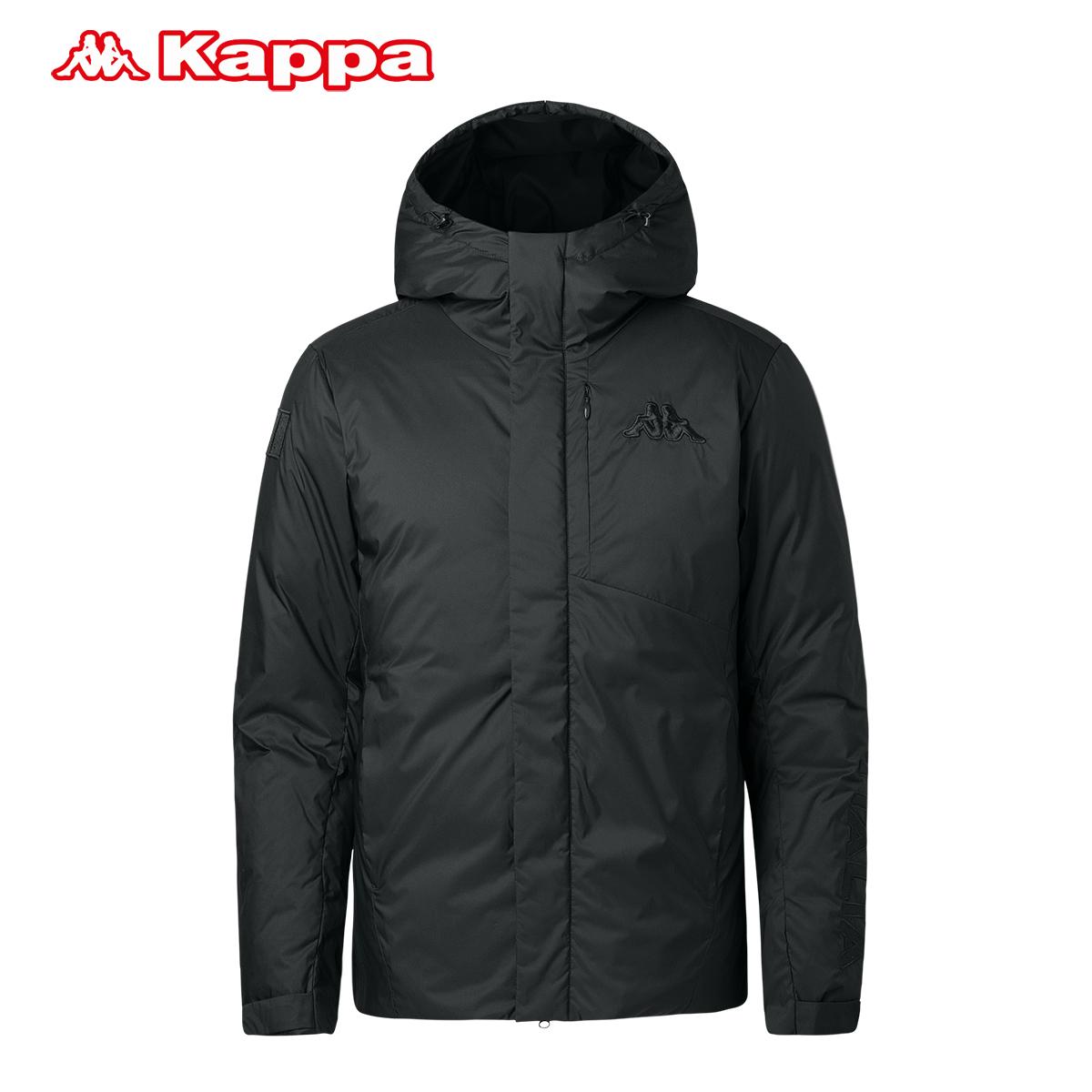 Kappa卡帕 男款羽绒服运动外套 保暖上衣 2017冬季新款|KL752OT10