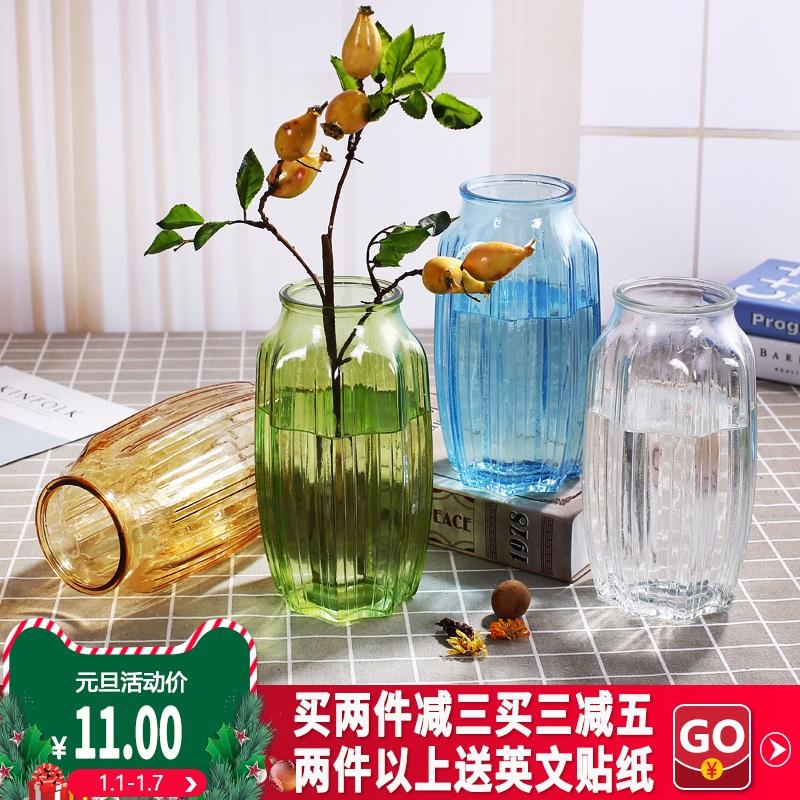 欧式田园花瓶摆件3元优惠券