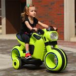 儿童电动摩托车大号三轮3-6岁男女小孩可坐人宝宝玩具充电瓶童车