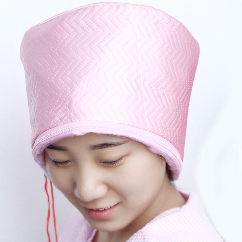 正品发膜加热焗油机电热蒸发帽头发护理局油倒膜家用染发烫发帽子