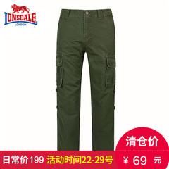 龙狮戴尔休闲裤