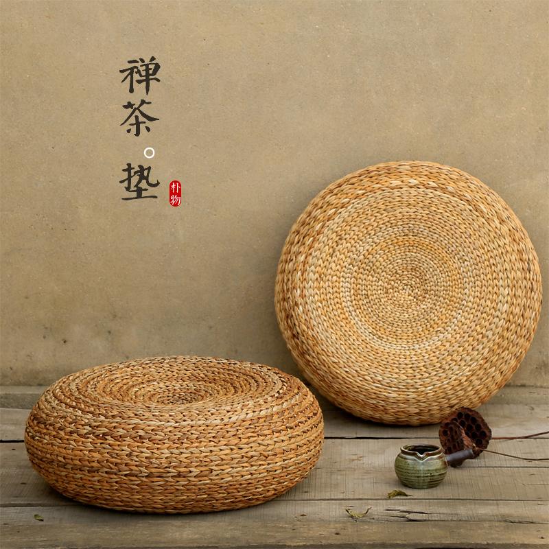 草编蒲团坐垫榻榻米坐墩
