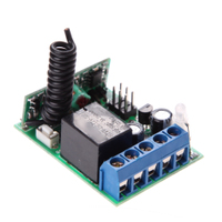 DC 12V 315MHz 433MHZ Relay Switch Controller Module for Door