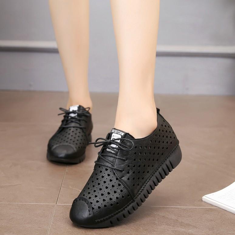 孕妇平底短靴
