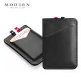 Modernr, Germany Modernr modern modern modern modern short style men's modern thin style leather wallet bag