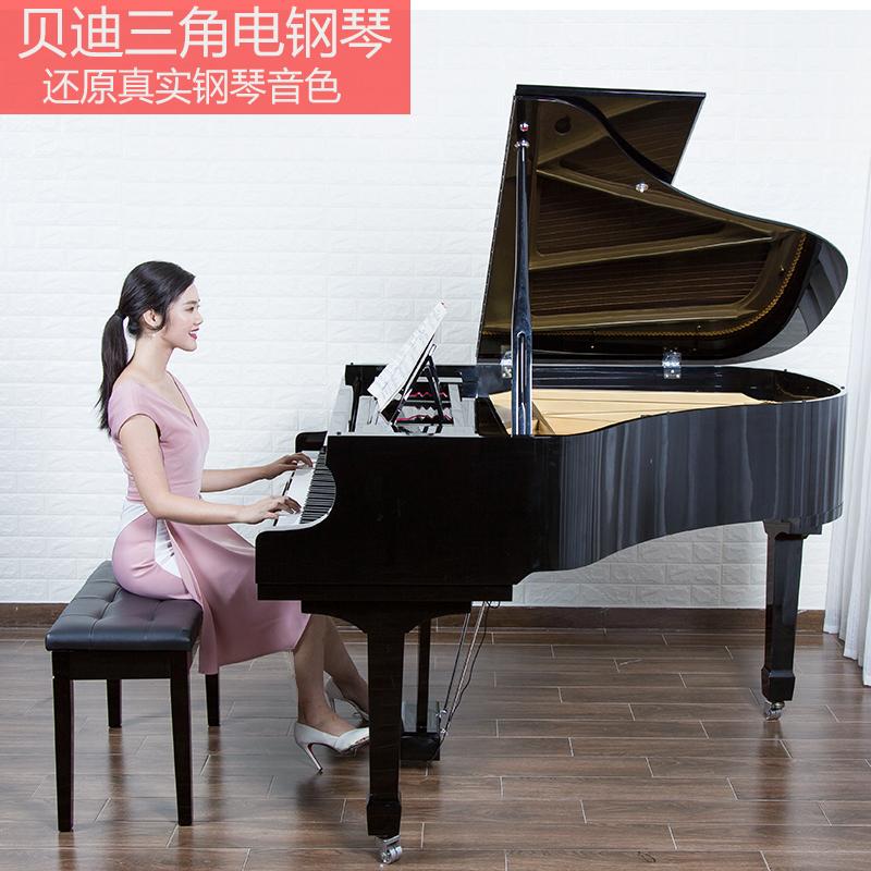 三角电钢琴