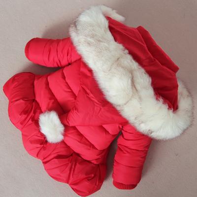 童装女童棉衣外套冬装2018韩版儿童加厚中长款女孩小童新款反季